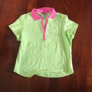 Lilly pulitzer size xl shirt